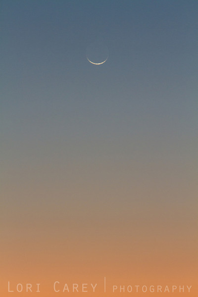 New moon 12 March 2013