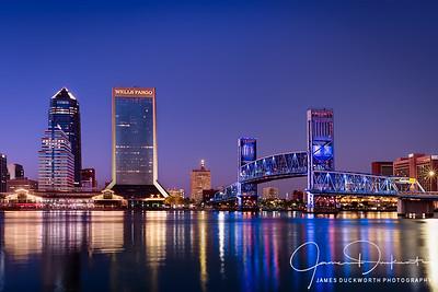 Jacksonville Skyline Close