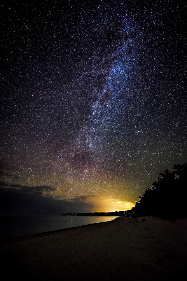 light of a billion suns | leland, michigan