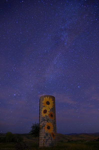 The magic silo
