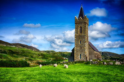 St. Columba's Church of Ireland, Glencolmcille