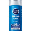 334099 NIVEA Šampoon meestele Strong Power 250 ml 81423 4005808255863
