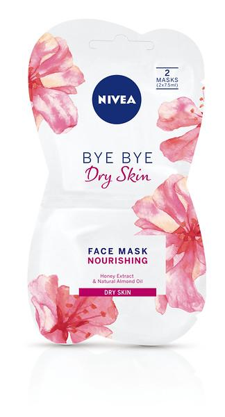 3210699_5900017067360_NIVEA Bye Bye toitev mask kuivale nahale 15ml 84723