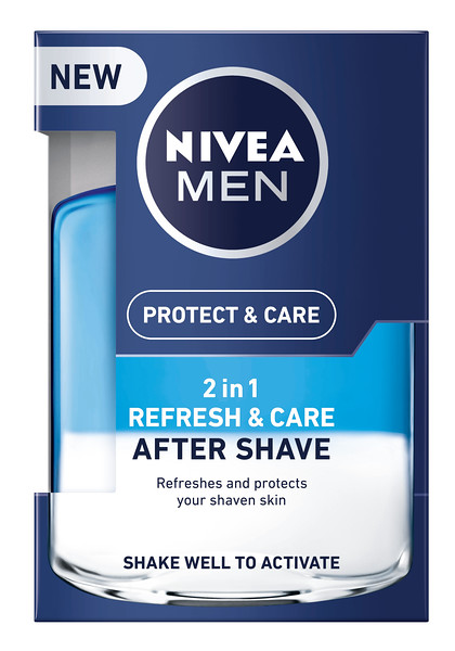 3200399	NIVEA MEN AS vedelik 2in1 Protect&Care 100ml 88569	5900017054773