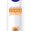 321699	NIVEA Spray Stress Protect naistele 250 ml 82258 4005808714650