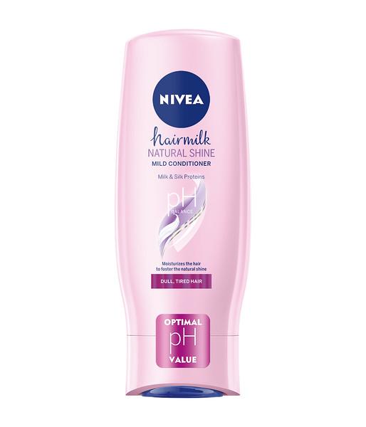 3208599 NIVEA Hairmilk Shine hooldav palsam 200ml 88618 5900017063706
