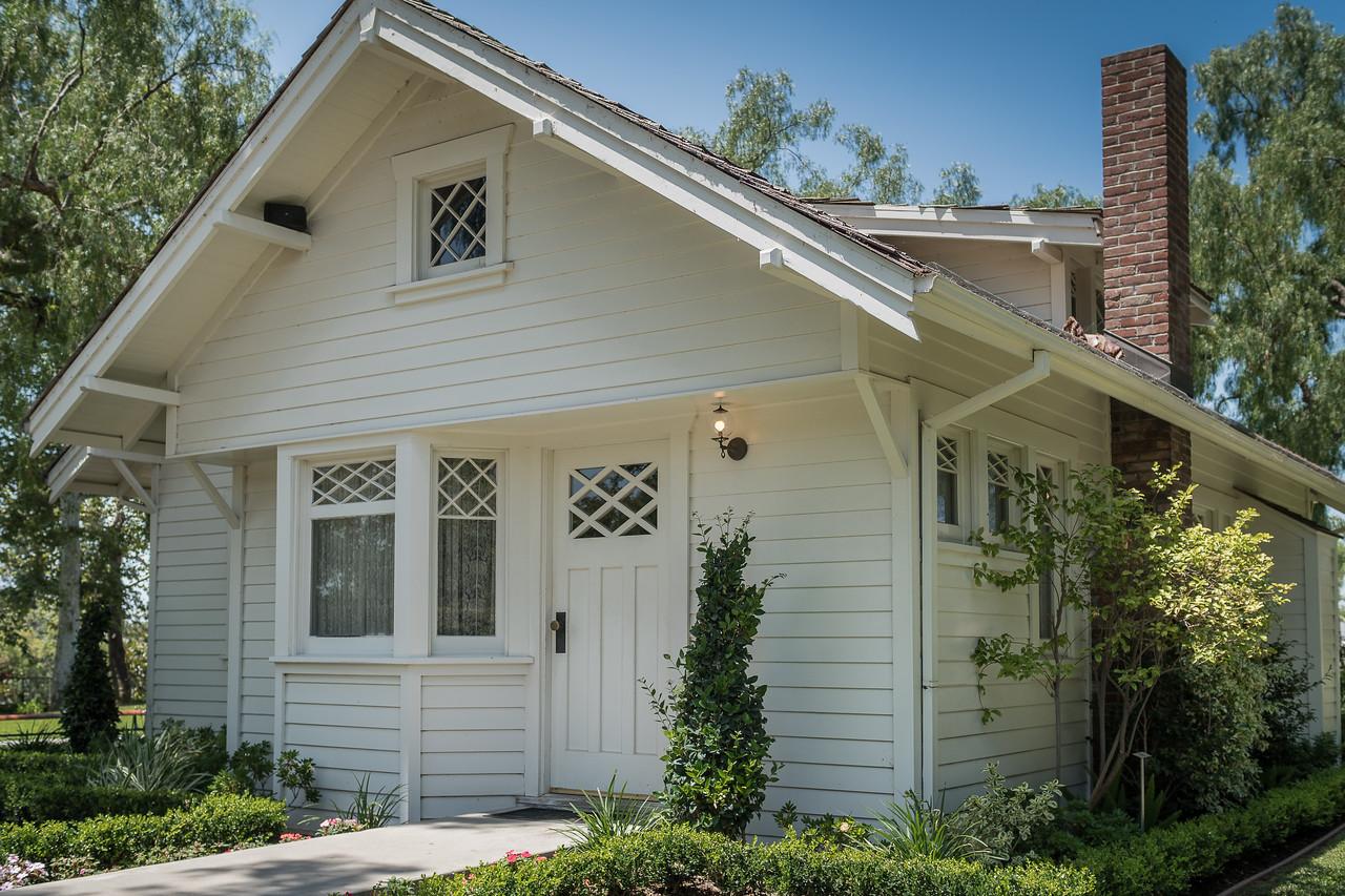 Birthplace and childhood home of Richard Nixon