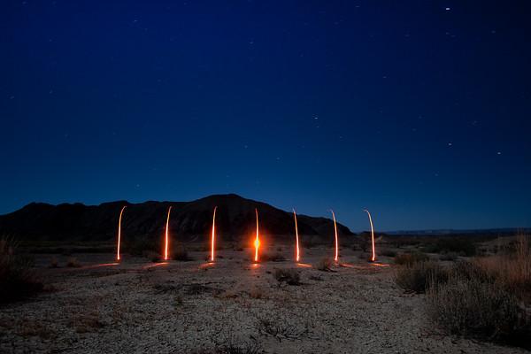 Desert Apparition