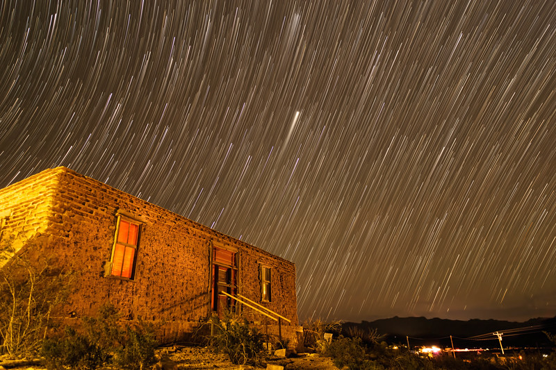 Stars over Terlingua