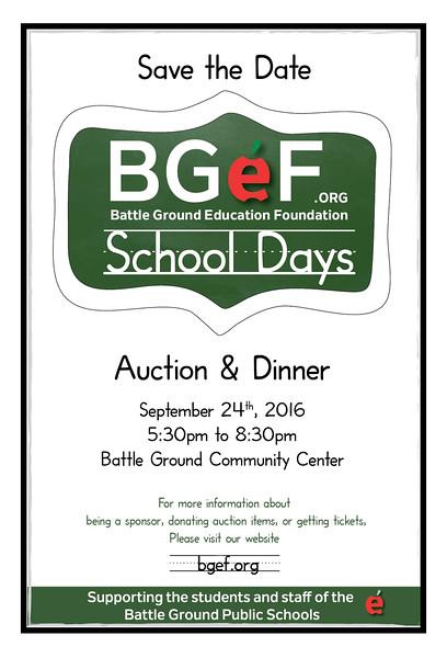 SchoolDays_BGEF_Event Save_The Date_Poster