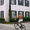 St Augustine, FL, 2006, bicycle limousine © Copyrights Michel Botman Photography