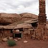 Abandoned house near Kanab, Utah (2008) © Copyrights Michel Botman Photography