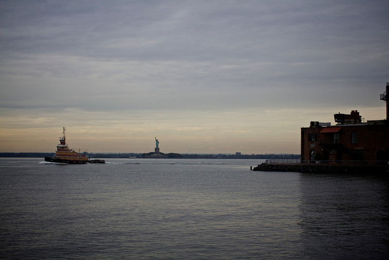 Brooklyn Harbor, New York (2012) © Copyrights Michel Botman Photography