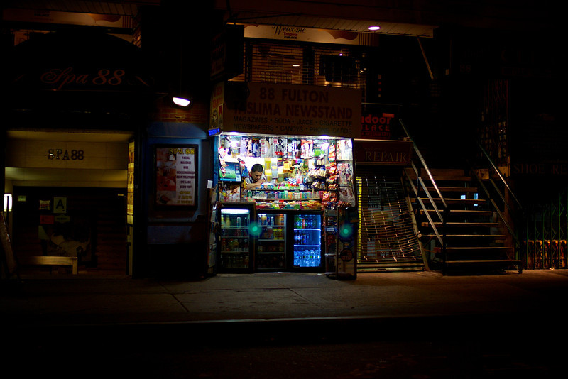 "Near ""Ground Zero"", New York (2012) © Copyrights Michel Botman Photography"