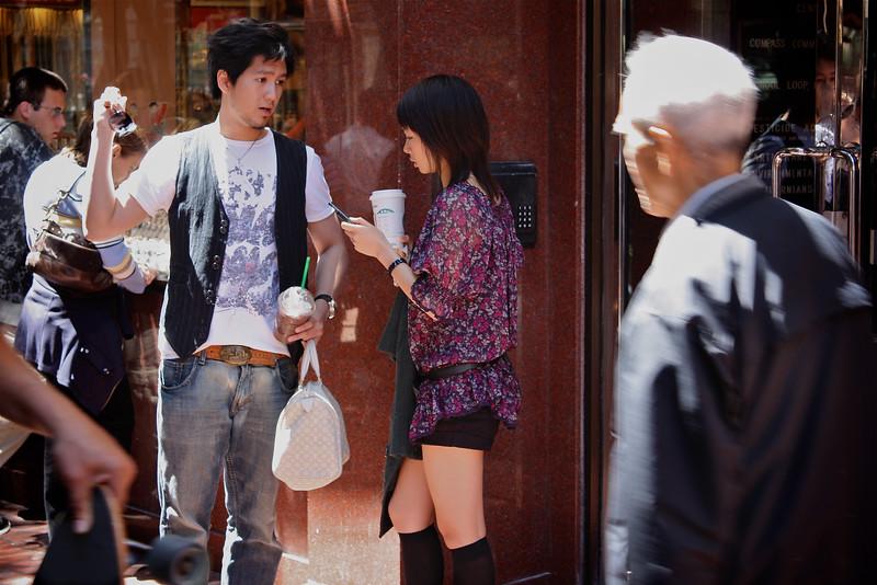 San Francisco, California, China Town (2008) © Copyrights Michel Botman Photography