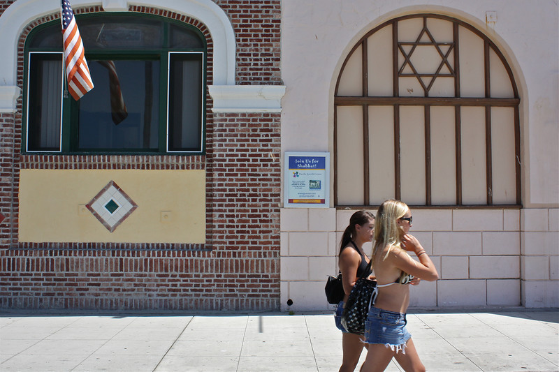 Venice Beach Synagogue, Los Angeles, California (2008) © Copyrights Michel Botman Photography