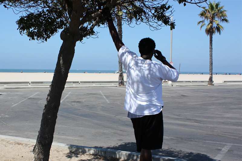 Santa Monica, Los Angeles, California (2008) © Copyrights Michel Botman Photography