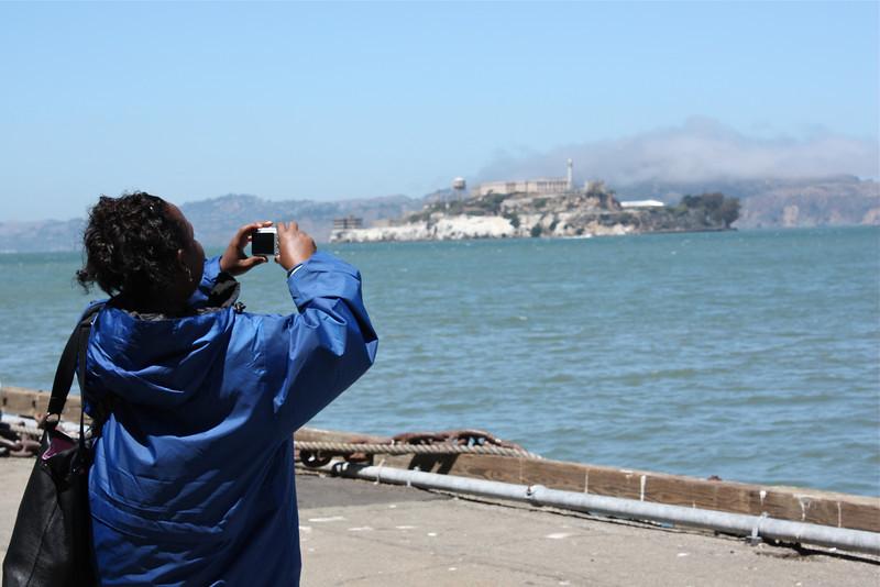 San Francisco, California. Alcatraz (2008) © Copyrights Michel Botman Photography