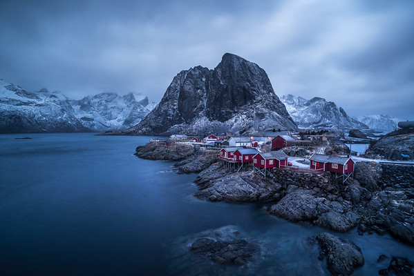 """Storm over Hamnoy"""