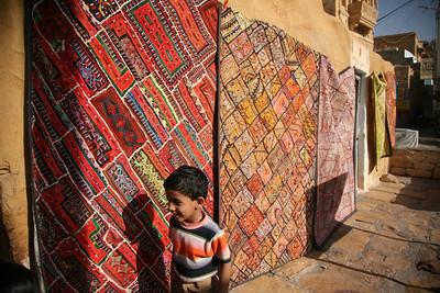 In Jaisalmer fort