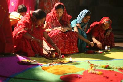 Holi Festival, Bundi