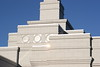 Architectural abstract of Medford Oregon LDS Temple