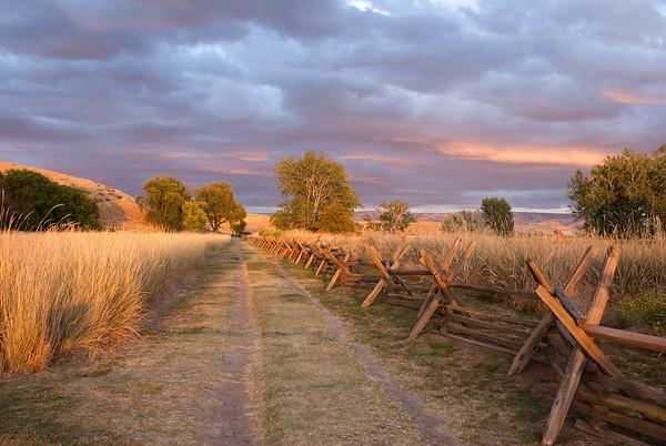 Oregon Trail, Washington