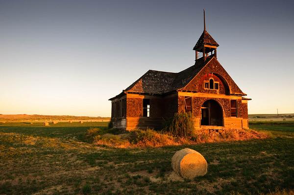 Two Room Schoolhouse - Washington