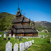Stave church 1180 AD