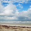 Full Rainbow over New Smyrna Beach, FL