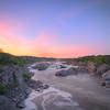 River of Color || Great Falls Park, VA