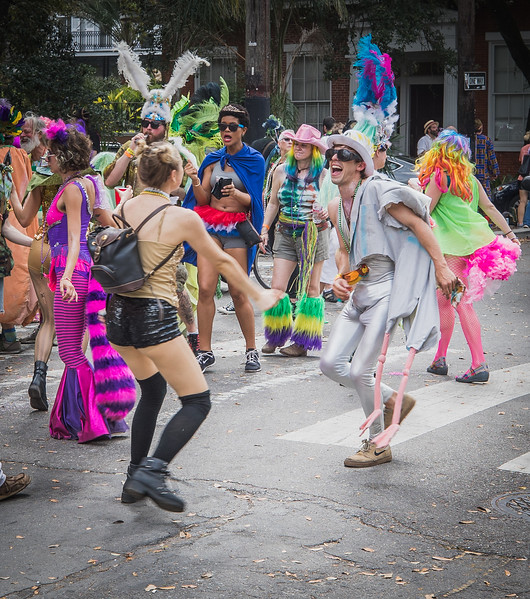 Mardi Gras 2017 in New Orleans
