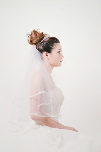 Bridal styled shoot