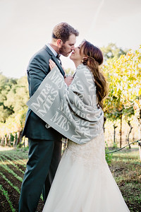 Thomas Fogarty Vineyard Wedding | Qiqi Huang Photography