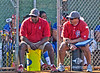 """Brain Trust for the Corona Angels at So Cal A""""s January Tourny"""