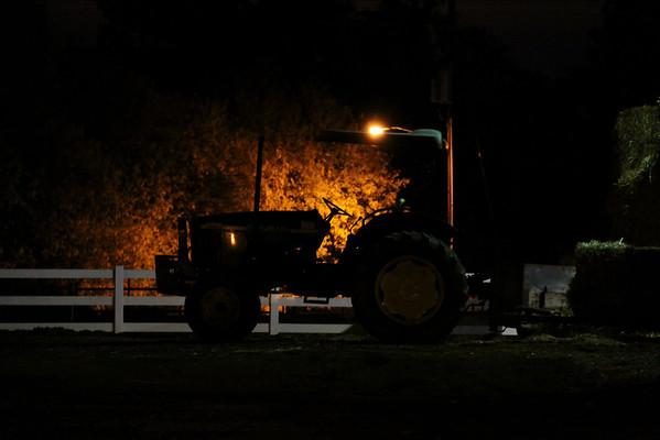 Tractor Sleepy Time