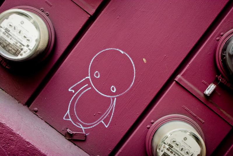 emo graffiti
