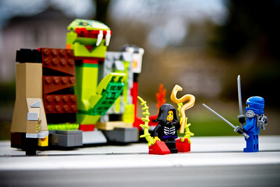 Lego Battle