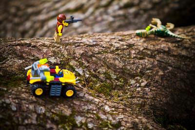 Lego Hunt - The Kill