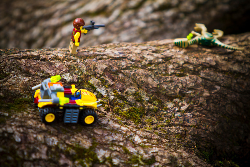 Lego Hunt - The Kill