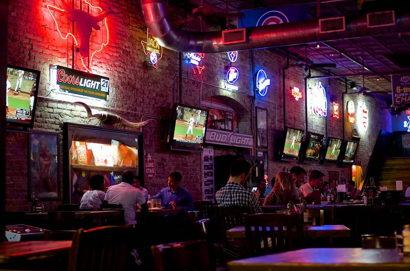 An Assortment of Neon, 6th Street - Austin, Texas