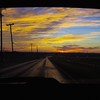 Highway Sunset #3 - San Antonio, Texas