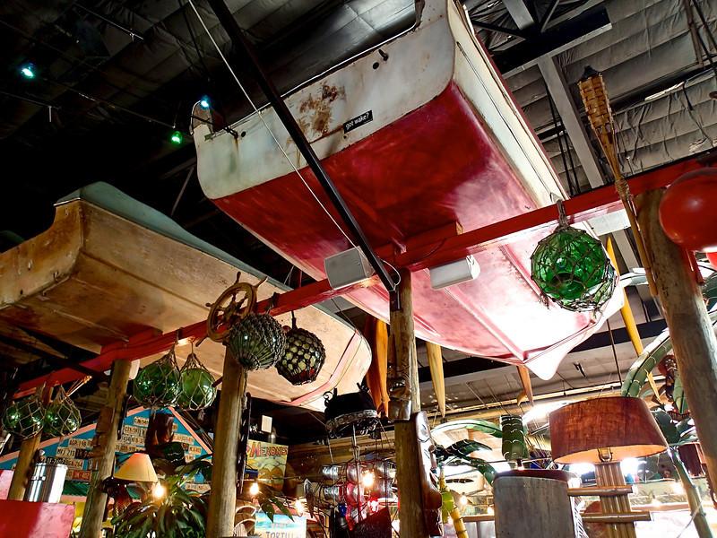 Dry Dock, Hula Hut Restaurant - Austin, Texas