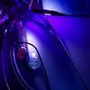 Purple Ferrari #2, Austin Fan Fest 2012 - Austin, Texas