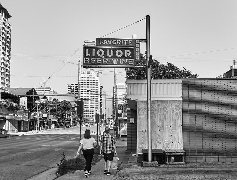 Favorite Liquor - Austin, Texas