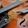 Double Violin Bokeh - Austin, Texas