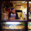 Waiting for Customers, Roppolo's Pizza - Austin, Texas