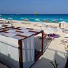 The Beach at the Hard Rock Hotel - Cancun, Mexico