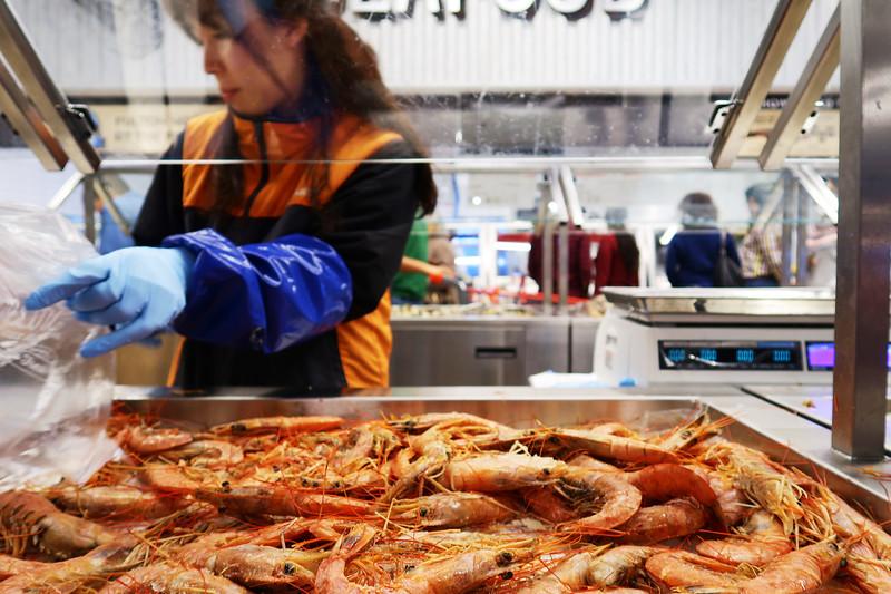 Whole Shrimp, H Mart - Austin, Texas