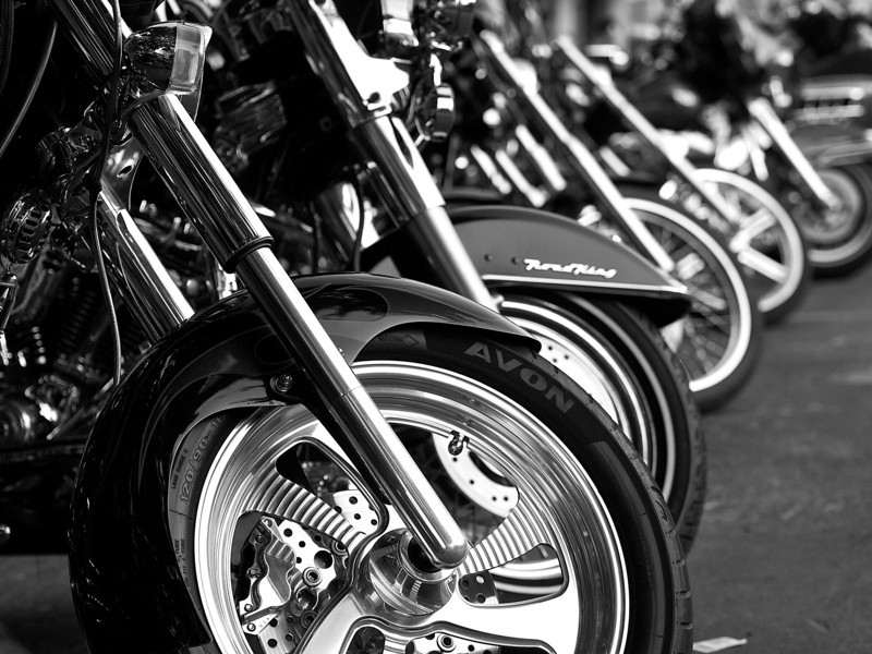 Wheels in Formation, 2012 ROT Rally - Austin, Texas